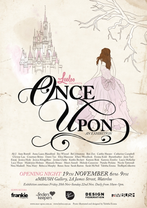 Once Upon Poster
